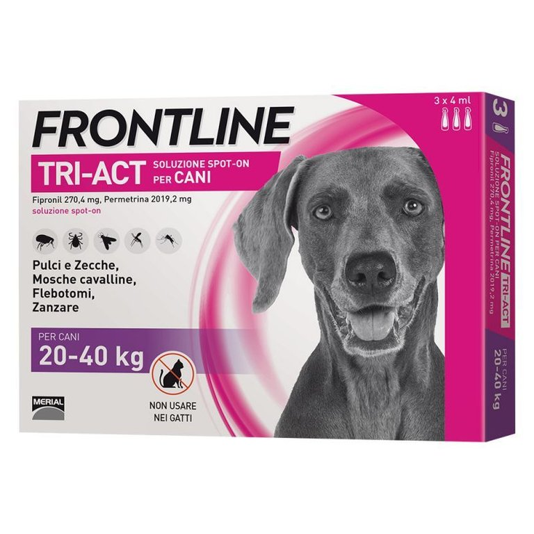 FRONTLINE TRI-ACT 20-40  KG