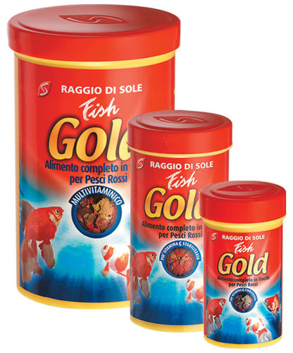 Fish Gold 100 ML 200 GR