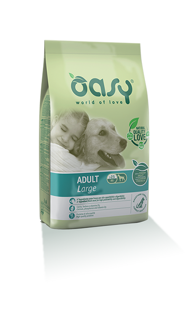 Oasy Adult Large Breed Pollo 3 kg