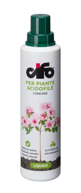Cifo Concime Liquido Per Piante Acidofile 500 ml