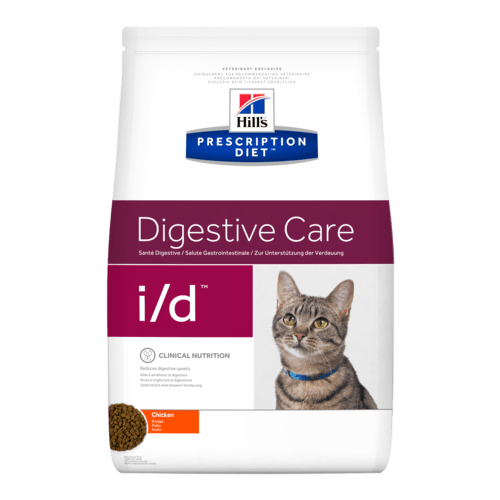 Hill's Prescription Diet  i/d  Feline Chicken 1,5 Kg