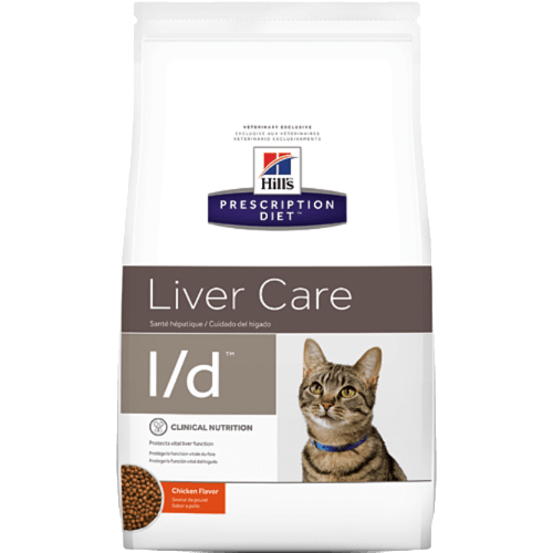 Hill's Prescription Diet Feline l/d 1,5 Kg