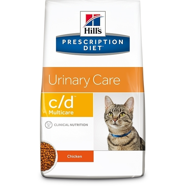 Hill's Prescription Diet Feline c/d Multicare Urinary Care 10 Kg