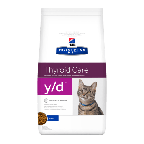 Hill's Prescription Diet y/d Feline 5 Kg