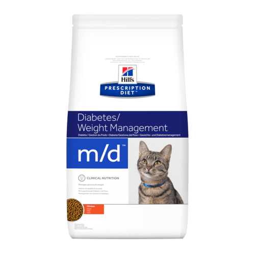 Hill's Prescription Diet m/d Feline 1,5 Kg