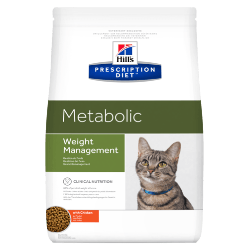 Hill's Prescription Diet Metabolic Feline 8 Kg