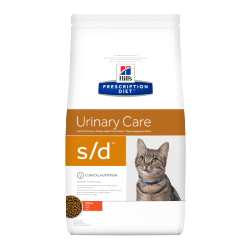 Hill's Prescription Diet s/d Feline 5 Kg