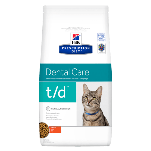 Hill's Prescription Diet t/d Feline 1,5 Kg