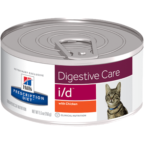 Hill's Prescription Diet Feline i/d Pollo 156 gr