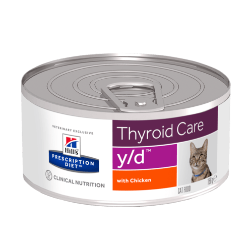 Hill's Prescription Diet Feline y/d 156 gr