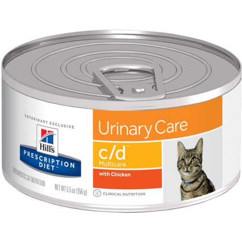 Hill's Prescription Diet Feline c/d Urinary Multicare 156 gr