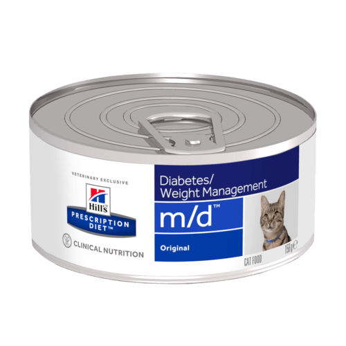 Hill's Prescription Diet m/d Feline Diabetes 156 gr