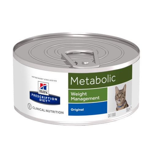 Hill's Prescription Diet Metabolic Feline 156 gr