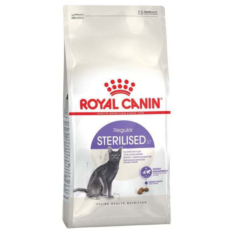 Royal Canin Sterilised 37 Sacco 10 kg