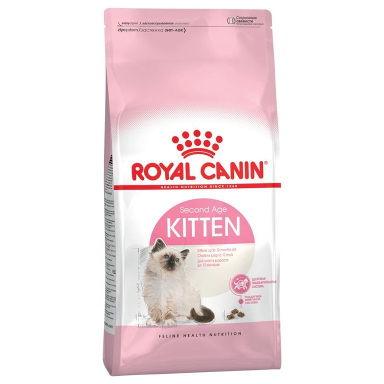 Royal Canin Kitten  2-12 Mesi 4 kg
