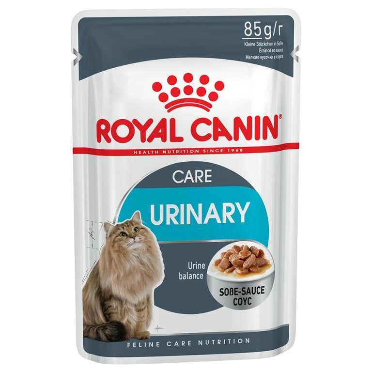 Royal Canin Urinary Care In Salsa 12 x 85 gr