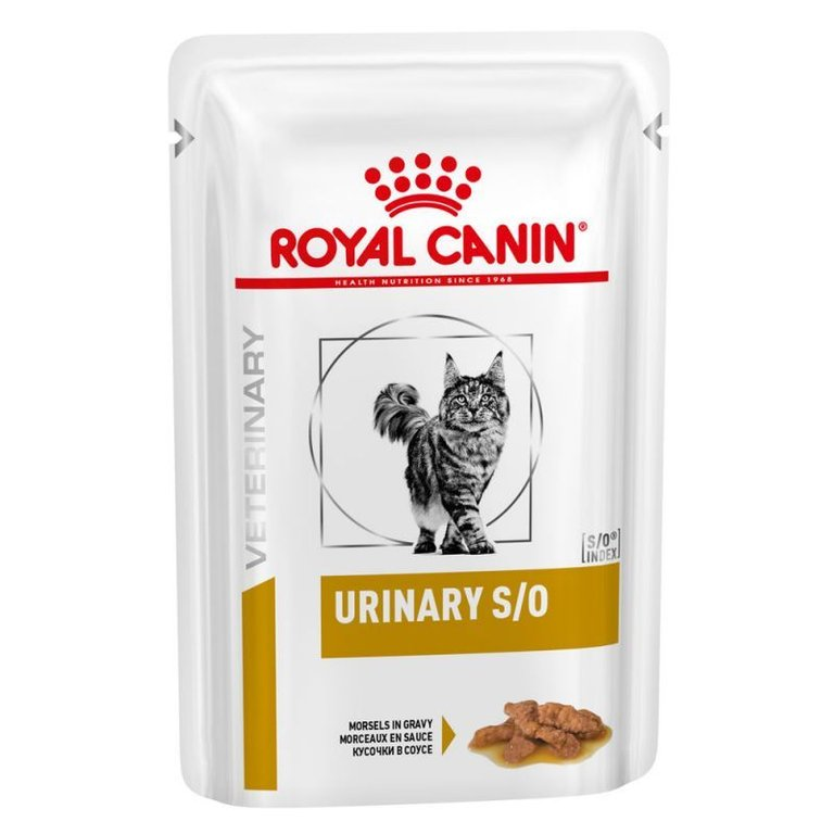 Royal Canin Urinary S/O Mousse Bustina 85 gr