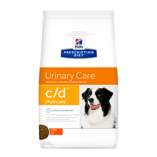 Hill's Prescription Diet Canine c/d 2 kg