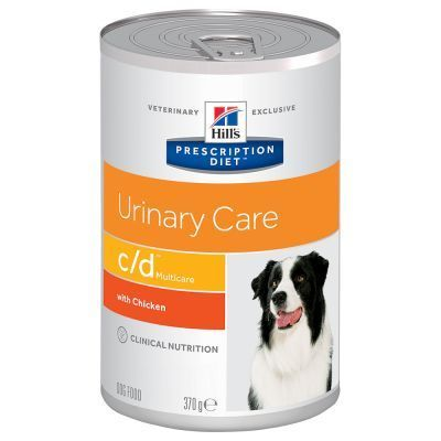 Hill's Prescription Diet Canine c/d Urinary Care  370 gr