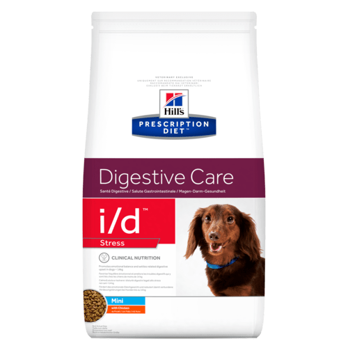 Hill's Prescription Diet Canine i/d Stress Mini  1,5 kg