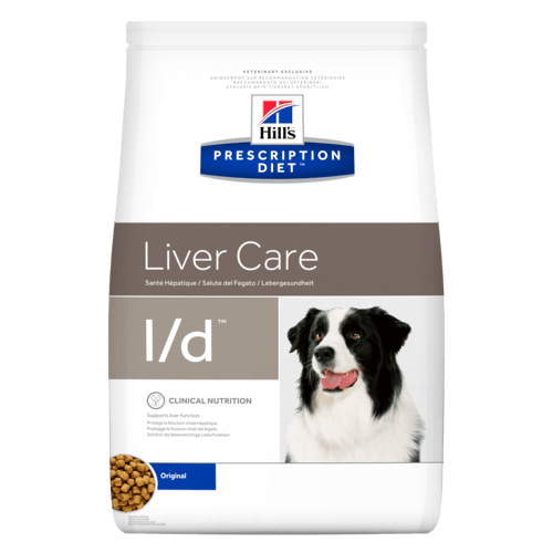 Hill's Prescription Diet Canine l/d 2 kg