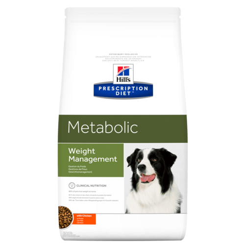 Hill's Prescription Diet Canine metabolic 1,5 kg