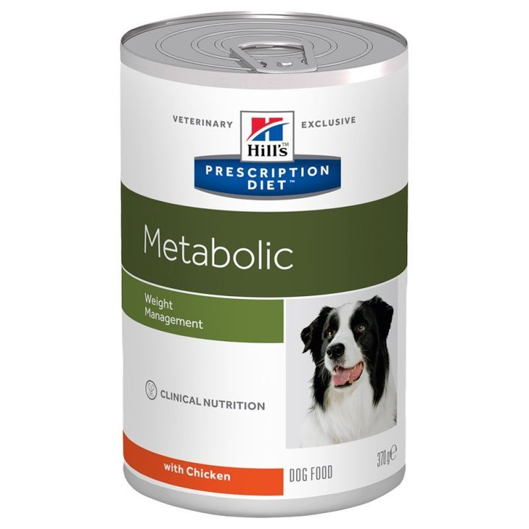 Hill's Prescription Diet Canine Metabolic 370 gr