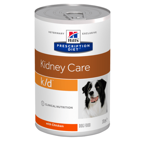 Hill's Prescription Diet Canine k/d 370 gr