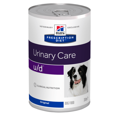 Hill's Prescription Diet Canine u/d 370 gr
