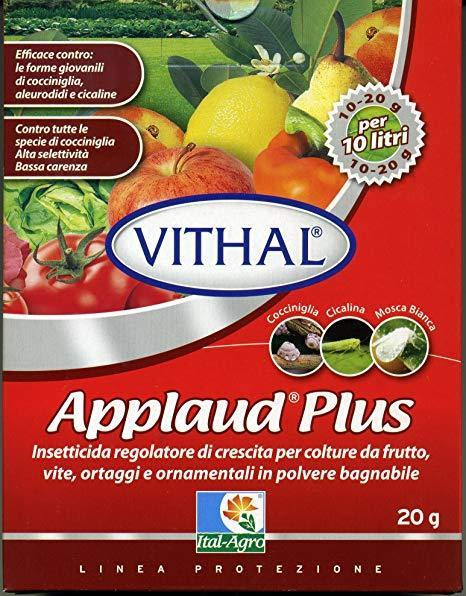 VITHAL APPLAUD PLUS ANTICOCCINIGLIA INSETTICIDA 20 GR