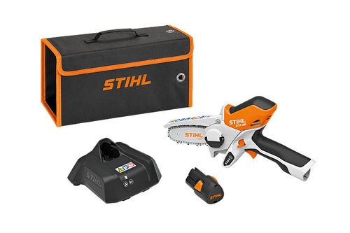 STIHL POTATORE A BATTERIA AL LITIO INTEGRATA COMPATTO GTA 26